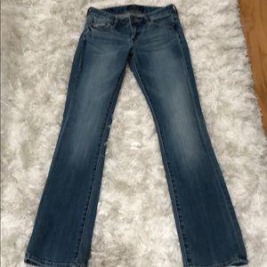 Lucky Brand Lolita Boot jeans.